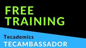 tecademics_free_training