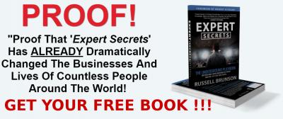 Expert Secrets Book – FREE BOOK!