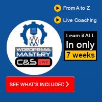 WordPress Mastery Coaching Course